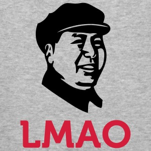 LMAO - Laughing MAO (2c) Tröjor - Slim Fit T-shirt herr