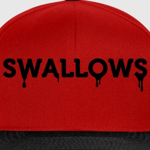 Swallows (1c) Mochilas - Gorra Snapback
