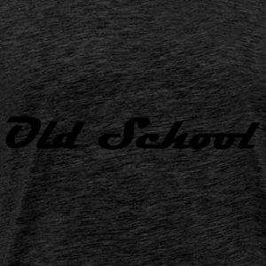 Old School - Männer Premium T-Shirt