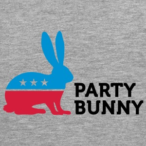Party Bunny 2 (3c) Hoodies & Sweatshirts - Men's Premium Longsleeve Shirt