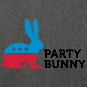 Party Bunny 2 (3c) Hoodies & Sweatshirts - Shoulder Bag made from recycled material