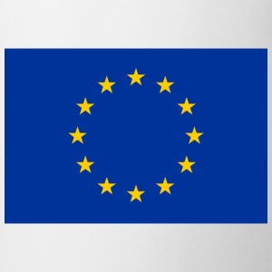 European Union Flag - Straight - Mug