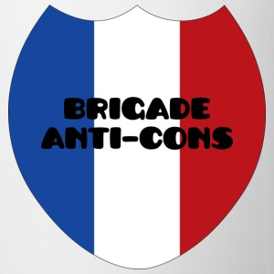 Brigade Anti-Cons - Tasse