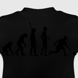 evolution_bowling_player_1c Shirts - Baby T-Shirt