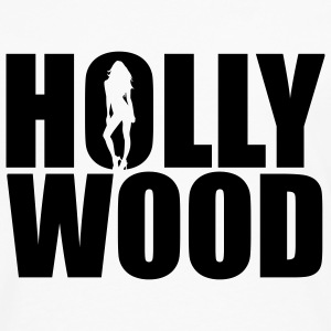 Hollywood Babe | Hollywood Fashion T-Shirts - Herre premium T-shirt med lange ærmer