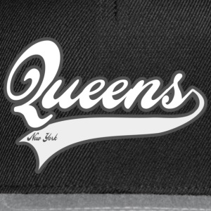 queens new york T-shirts - Casquette snapback
