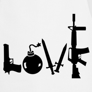 love army T-shirts - Tablier de cuisine
