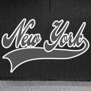 new york T-shirts - Casquette snapback