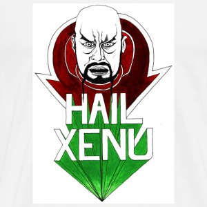Hail Xenu! Bags  - Men's Premium T-Shirt