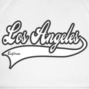 los angeles california T-Shirts - Baseballkappe