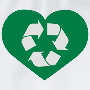 Love Recycler | relove T-Shirts - Gymtas