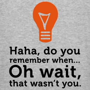 Do you remember when... 2 (2c) Sudadera - Camiseta ajustada hombre