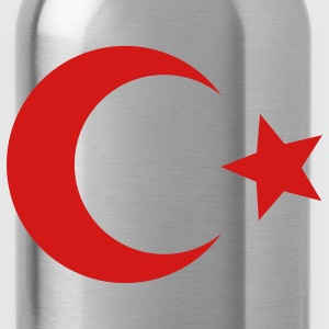 Türkiye - Turkey T-Shirts - Water Bottle