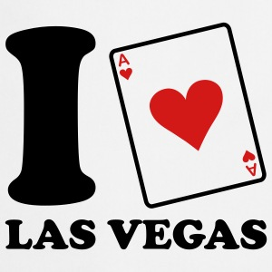I love Las Vegas T-Shirts - Cooking Apron