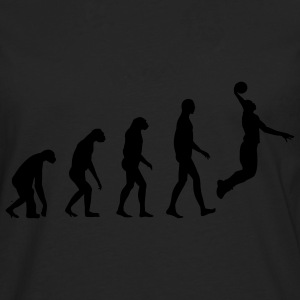 Evolution Basketball T-Shirts - Men's Premium Longsleeve Shirt