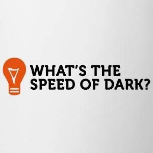 What's the Speed of Dark 3 (2c) Tasker - Kop/krus