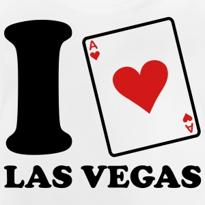 I love Las Vegas T-shirts Enfants - T-shirt Bébé