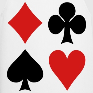 Poker - Cards Kids' Shirts - Cooking Apron