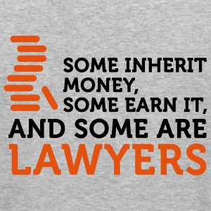 Some Men are Lawyers (2c) Hoodies & Sweatshirts - Men's Slim Fit T-Shirt