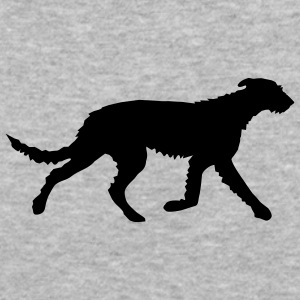 Irish Wolfhound Jacken - Männer Slim Fit T-Shirt