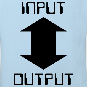 input-output // baby.body - Kinder Bio-T-Shirt