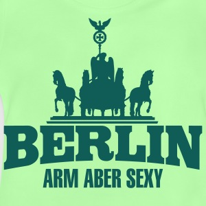 BERLIN ARM ABER SEXY Kinder Pullover - Baby T-Shirt