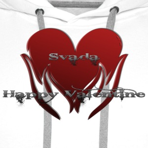 Happy Valentine's Day! - Premium hettegenser for menn