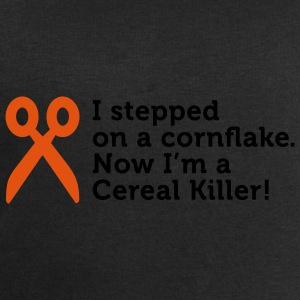 I'm a Cereal Killer (2c) Bags  - Men's Sweatshirt by Stanley & Stella