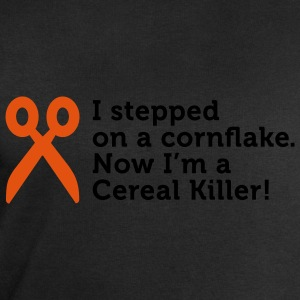 I'm a Cereal Killer (2c)  Aprons - Men's Sweatshirt by Stanley & Stella