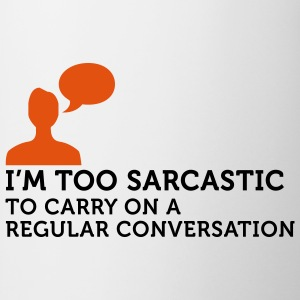 I'm too Sarcastic 2 (2c) Torby - Kubek