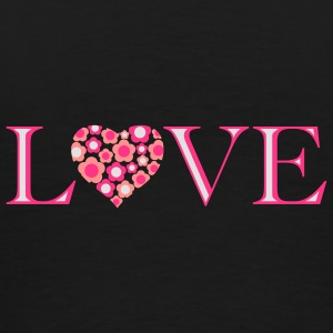 love_blumenherz_3c_c Underwear - Men's Premium T-Shirt