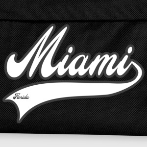 miami florida Kids' Shirts - Kids' Backpack