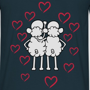 Sheep - Amis Sweatshirts - T-shirt Homme