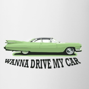 wanna_drive_my_car T-shirts - Mok