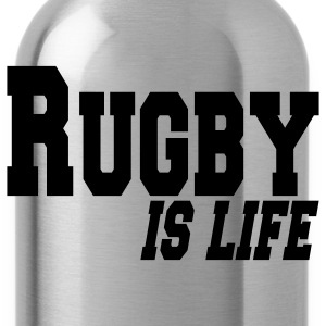 rugby is life Pullover - Borraccia