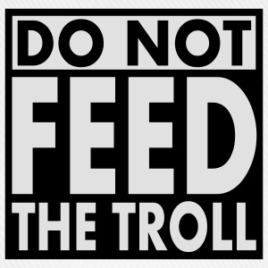 do not feed the troll 2c T-Shirts - Baseball Cap