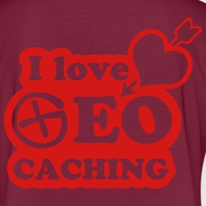 i love geocaching - 1color - Frauen Oversize T-Shirt