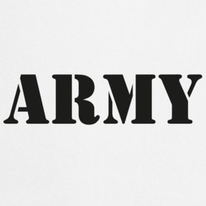 Army T-shirts - Tablier de cuisine