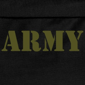 Army T-shirts - Sac à dos Enfant