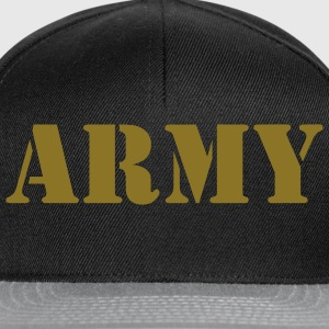 Army T-shirts - Casquette snapback