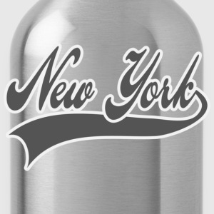 new york Camisetas - Cantimplora