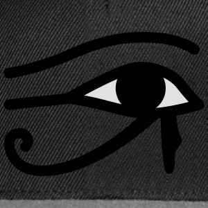 Ägyptisches Auge | Eye of Egypt T-Shirts - Snapback Cap