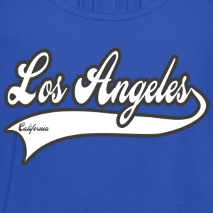 los angeles california T-shirt bambini - Top da donna della marca Bella