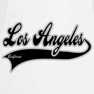 los angeles california T-shirts - Keukenschort