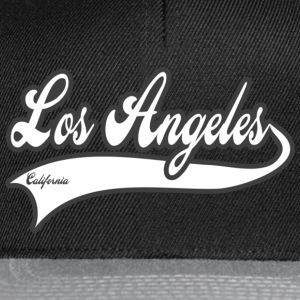los angeles california T-shirts - Snapback cap