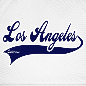 los angeles california T-shirts - Baseballcap