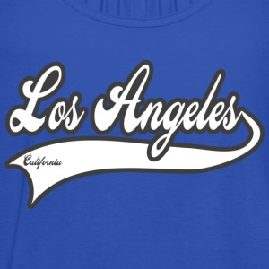 los angeles california Kinder shirts - Vrouwen tank top van Bella