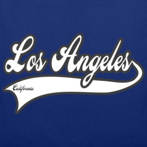 los angeles california T-shirts - Tas van stof