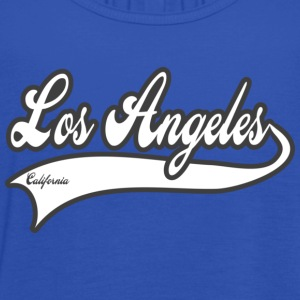 los angeles california T-shirts - Vrouwen tank top van Bella