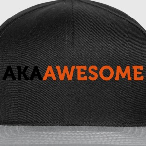 AKA Awesome 2 (2c) Vesker - Snapback-caps